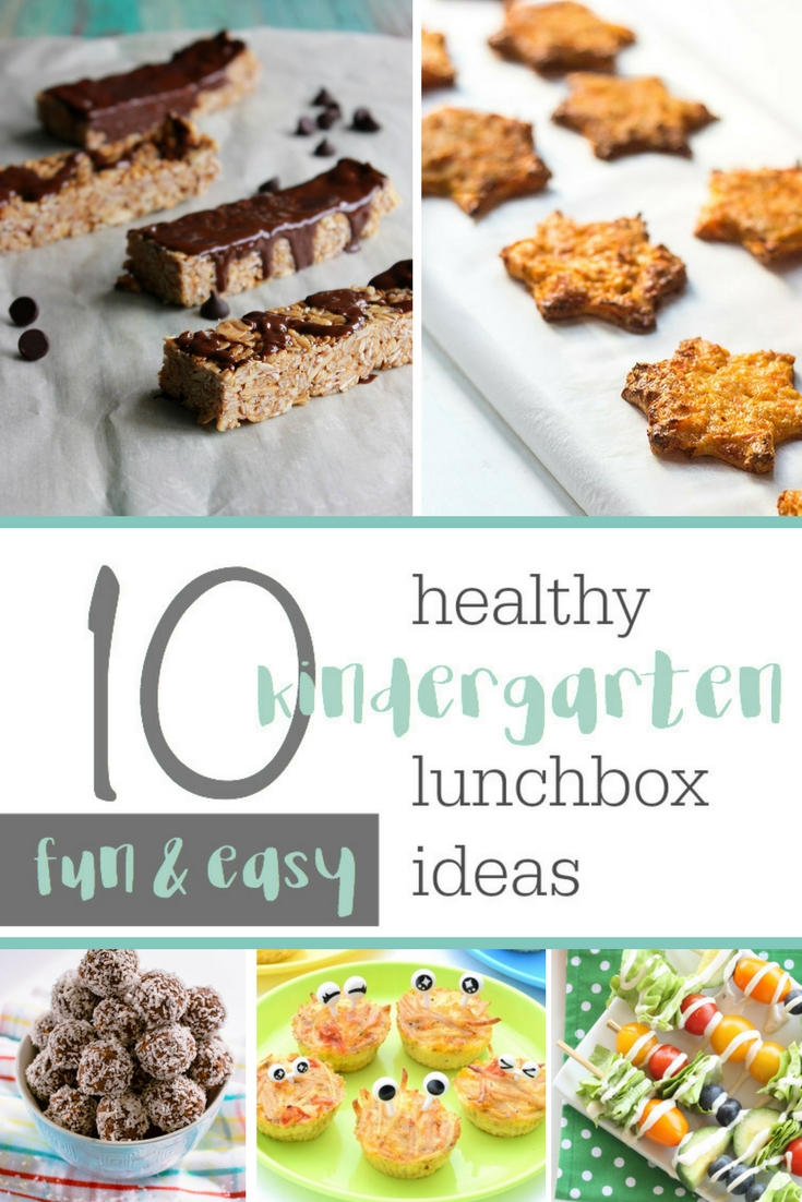 Healthy Nut Free Ideas For A Kids Lunchbox Fun Easy