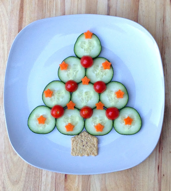 Healthy kids' Christmas Recipes roundup