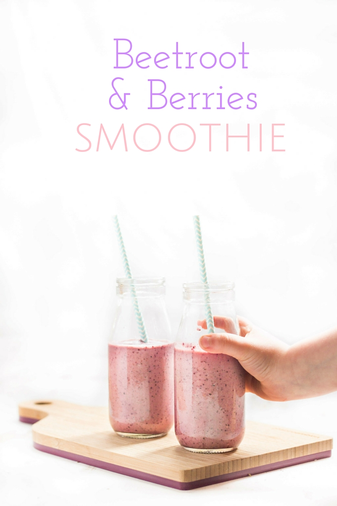 12 veggie smoothies for kids