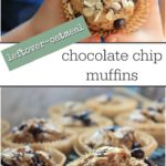 Leftover-Oatmeal Muffins- full of whole grains, and a delicious kids snack #healthykids #kidssnacks
